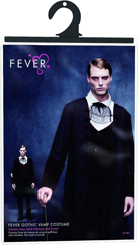 Smiffys Male Fever Gothic Vamp Costume