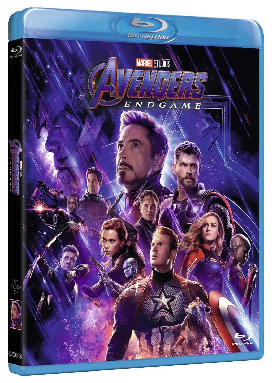 Avengers - Endgame (2 Blu-Ray) [Italia] [Blu-ray]: Amazon.es: Don ...