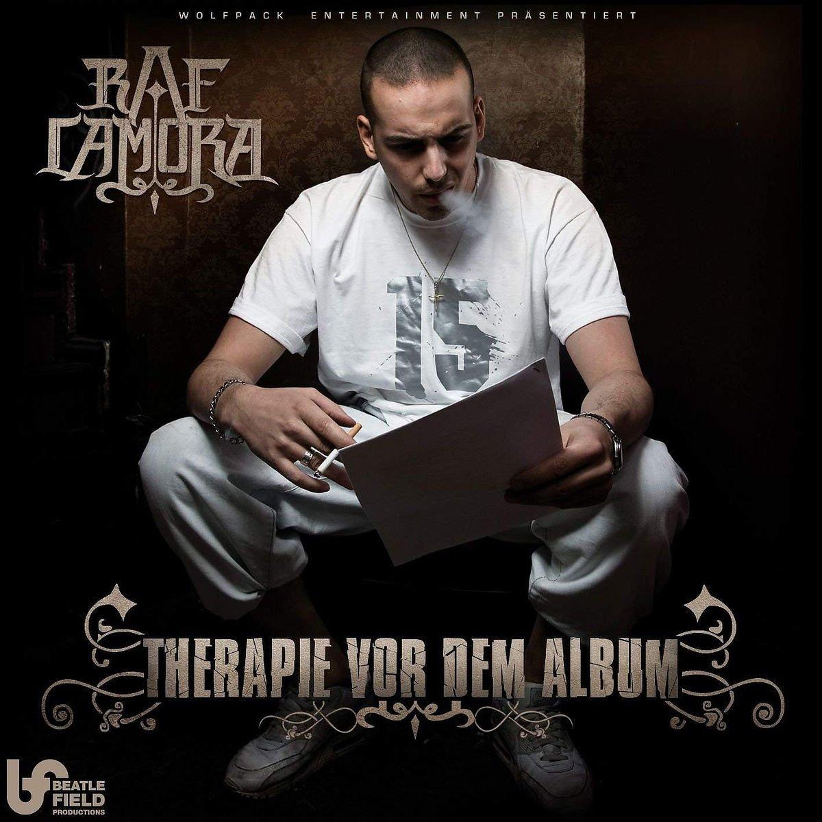 Therapie Vor dem Album   Raf Camora Amazon.de Musik