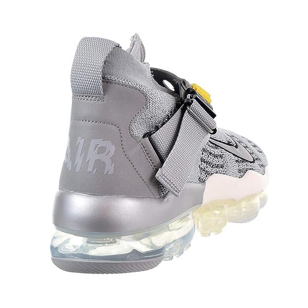 separation shoes 04bf1 f7806 Amazon.com   Nike Vapormax Premier Flyknit Men s Shoes Wolf Grey Metallic  Sliver ao3241-001   Shoes