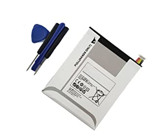 Etechpower Tablet Replacement Battery EB-BT355ABA EB-BT355 EB-BT355ABE for Samsung Galaxy Tab A 8.0 SM-T350 T355 SM-T357W SM-T355 SM-T355C with Installation Tools