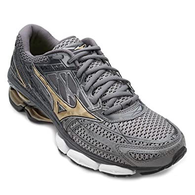 TÊNIS MIZUNO WAVE CREATION 19  Amazon.com.br  Amazon Moda ee1ecbda7bb21