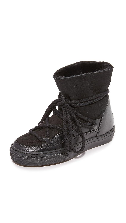 INUIKI Women's Classic Sneaker Booties