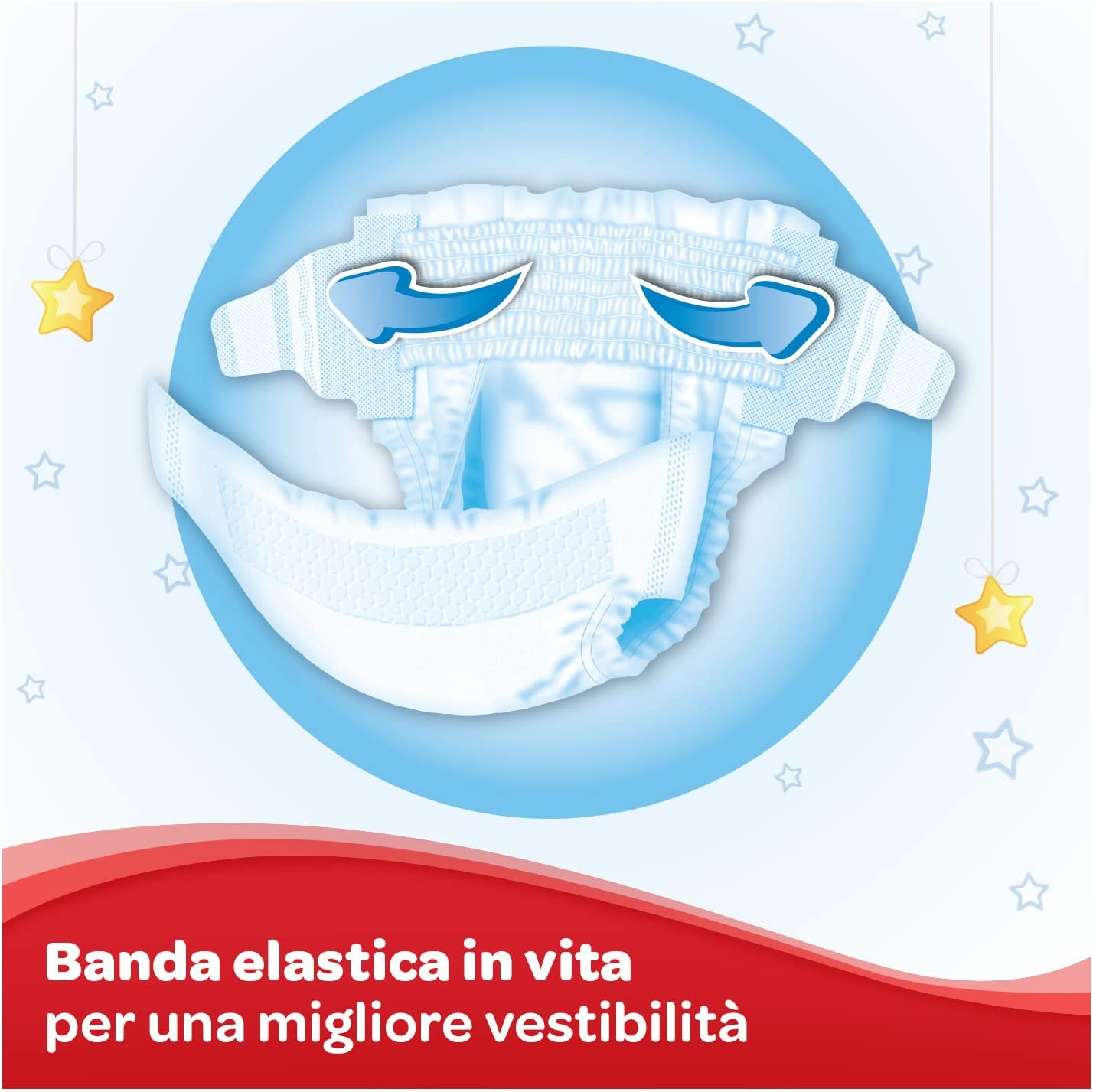 4//–/9/kg 20/Nappies Size 3/ Huggies Unistar