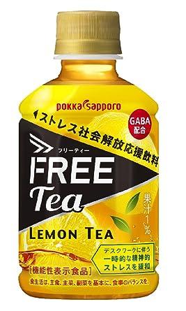amazon 機能性表示食品 ポッカサッポロ free tea フリーティー