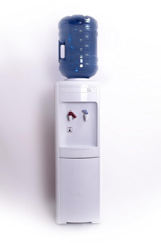 Dispensador de agua con Nevera Le Plein: Amazon.es: Hogar