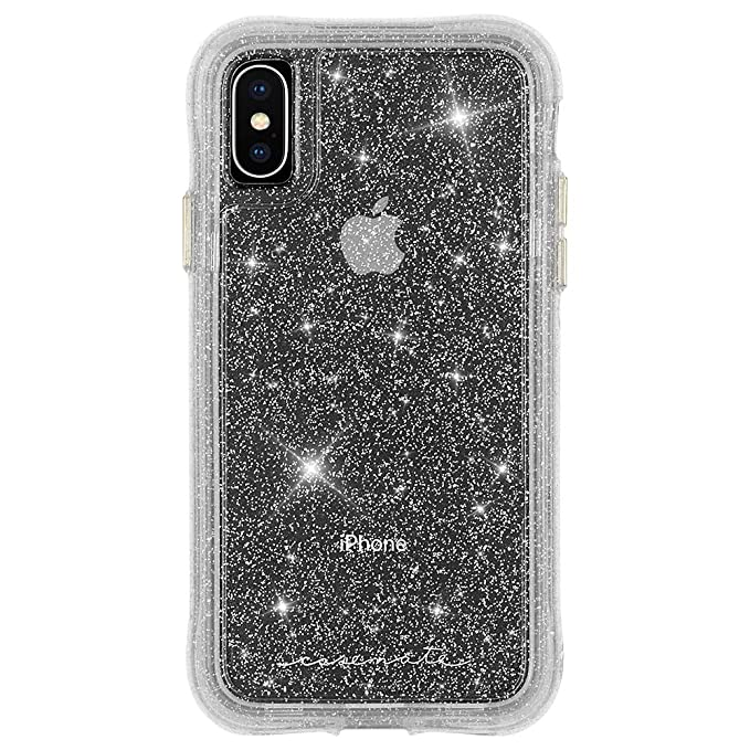 new concept 65472 8519b Case-Mate - iPhone XS Case - PROTECTION COLLECTION - iPhone 5.8 - Crystal  Clear