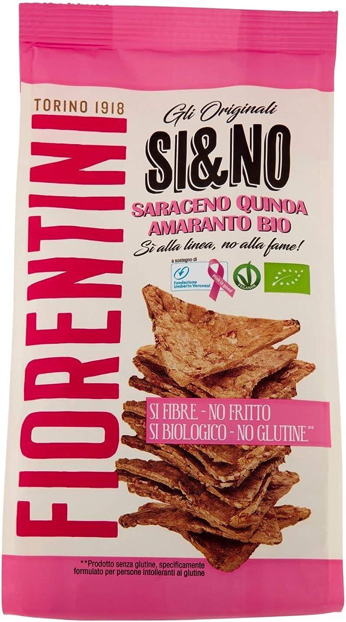 Patatas fritas de trigo sarraceno con quinua y amaranto (sin ...