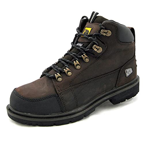Adulto Conjunta De JCB Drivemaster/T, Zapatos De Seguridad ...