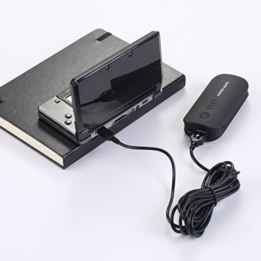 EXLENE® Nintendo 3DS USB Cable Cargador de la energía Juega Mientras se Carga para Nintendo 3DS, 3DS XL, 2DS, 2DS XL LL, DSi, DSi XL -4ft / 1.2m ...