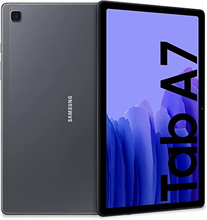 Samsung Galaxy Tab A7 Lte Tablet 32gb 3gb Ram Dark Gray Grau Elektronik