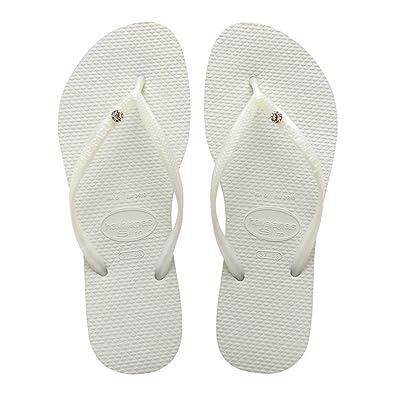 Men's Shoes Clothing, Shoes & Accessories White Havaianas