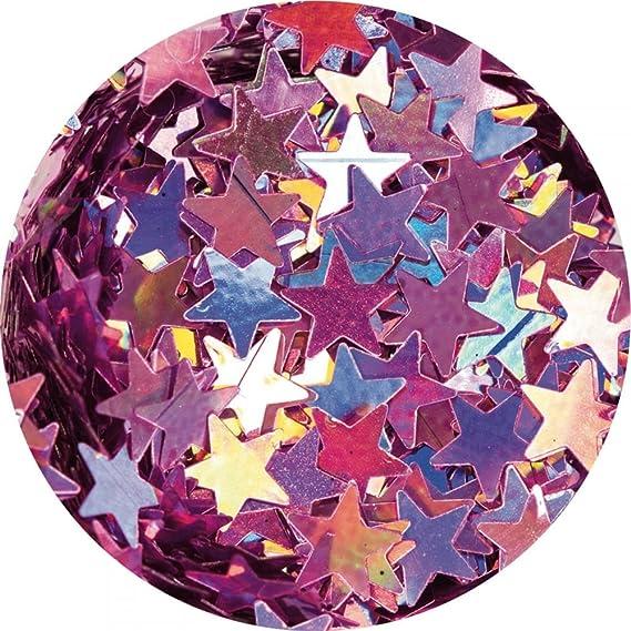 Nuvo Pure Sheen - Juego de confeti con diseño de cruz y corazón, multicolor, talla única: Amazon.es: Hogar