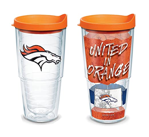 Tervis vaso NFL Bundle - Denver Broncos, martillo: Amazon.es: Hogar