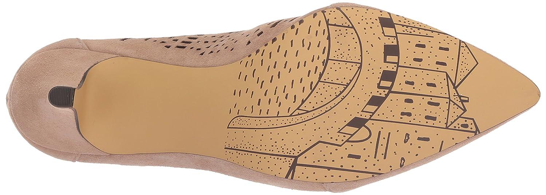 Bella Vita Women's Darlene Ankle Boot B0781ZQ8R3 10 W US|Almond Kid Suede