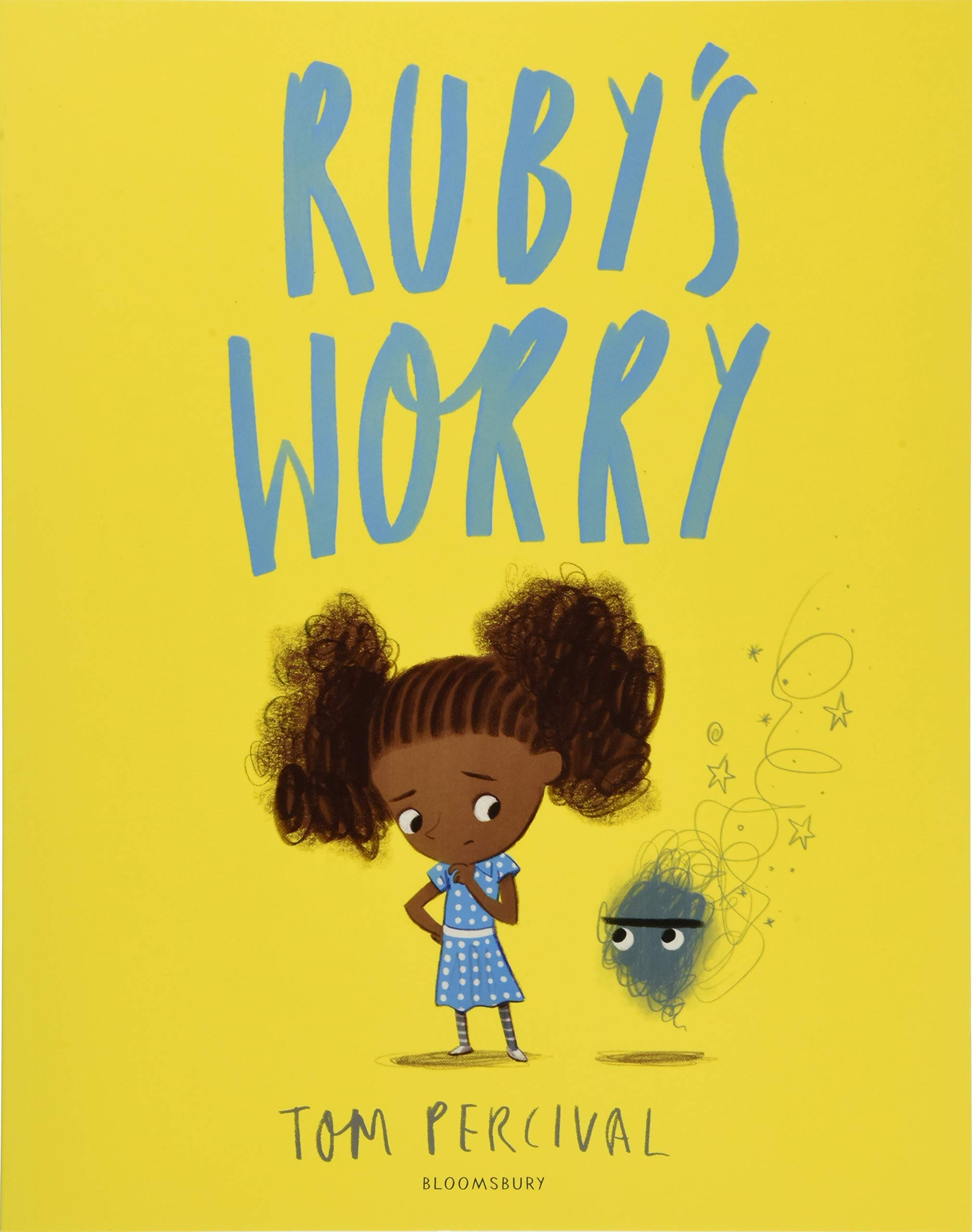 Ruby's Worry: A Big Bright Feelings Book: Amazon.co.uk: Percival, Tom,  Percival, Tom: 9781408892152: Books