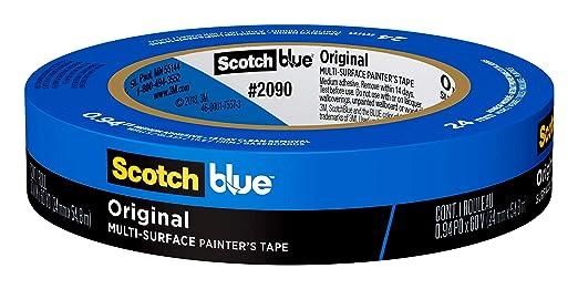 ScotchBlue - Cinta adhesiva para pintores (multisuperficie, 24 mm ...
