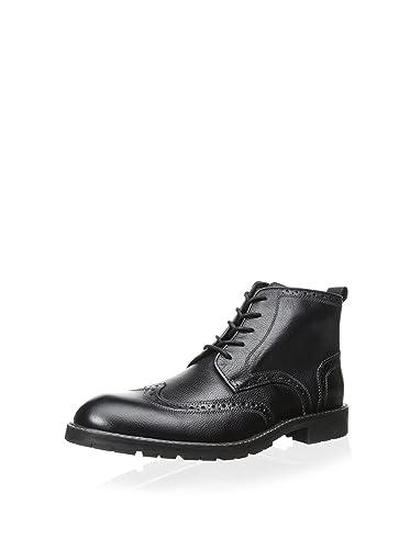 Florsheim Gaffney Black Tumble Mens Casual Dress Boots Gq2Qj0LE