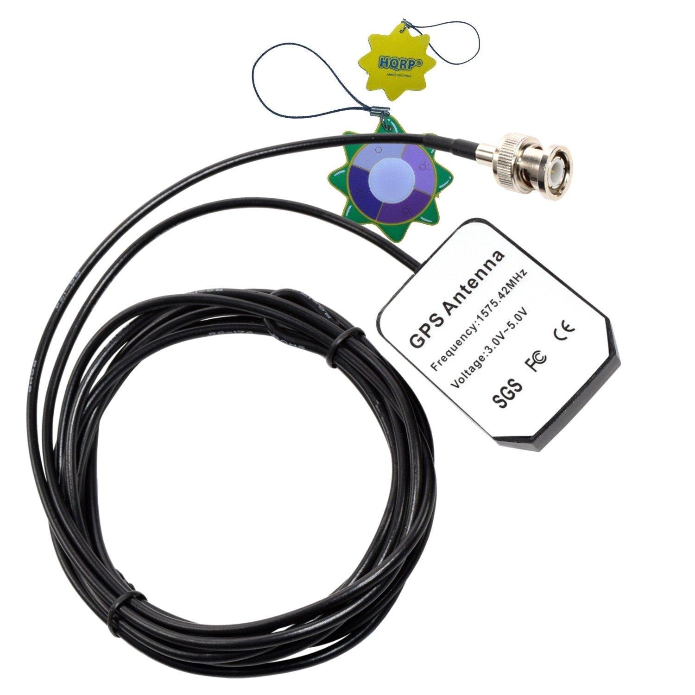 HQRP antena externa GPS para Garmin GPS 120 / 120XL / 125 Sounder ...