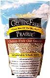 Gluten Free Prairie Oat Groats, 1 Pound - Gluten Free, Non-GMO, Whole Grain, Raw & Sproutable, Rice Substitute, Vegan…