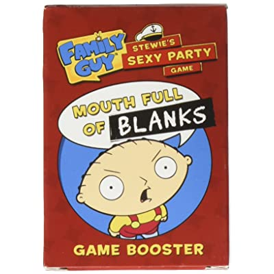 Gale Force Nine Family Guy Mouth Full of Blanks Game: Toys & Games