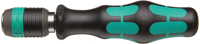 1//4 Head 90mm Blade Length 1//4 Head Wera Tools 05051272001 Wera Kraftform 813 R Hexagon Bitholding Screwdriver Rapidator Quick-Release Chuck