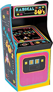Fun Express Totally 80's Party Centerpiece - Old School Video Game Party