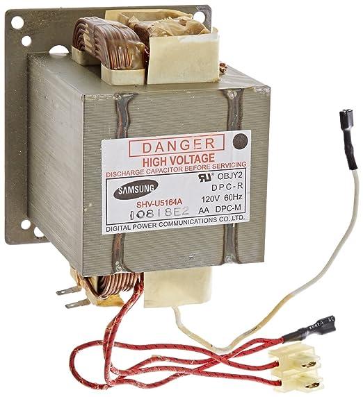 Frigidaire 5304456107 microondas transformador de alto ...