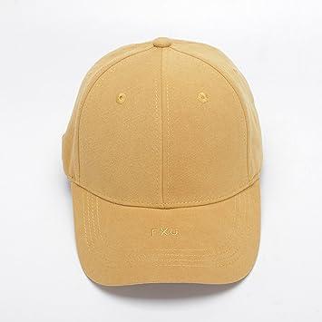 Ventas directas de la fábrica 2018 primavera nueva coreana sombrero de color sólido curvo lengua de. Pasa el ratón por ...