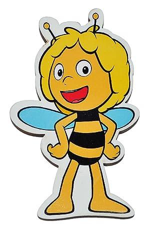 Magnet - die Biene Maja - aus Holz für Kinder - Kinderzimmer ...