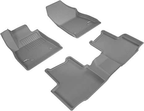 Nylon Carpet Black Coverking Custom Fit Front Floor Mats for Select Oldsmobile Cruiser Models