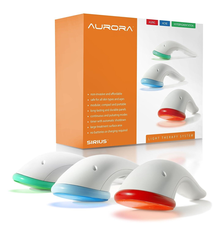 Amazon com: Sirius Aurora Light Therapy System: Beauty