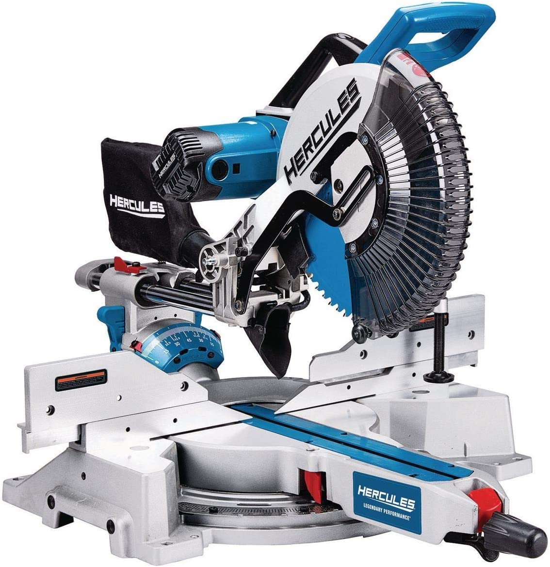 Professional 12 in. Double-Bevel Sliding Compound Miter Saw Come