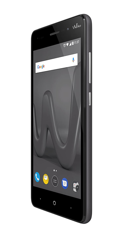 Wiko Lenny4 SIM Doble 16GB Negro - Smartphone (12,7 cm (5