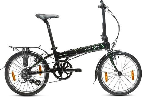 Dahon Vitesse D8 Bicicleta Plegable, Unisex Adulto, Negro Obsidian ...