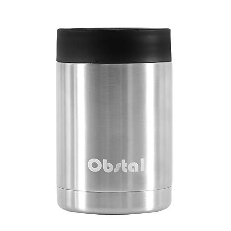 Amazon.com: Vaso aislante de acero inoxidable Obstal – taza ...