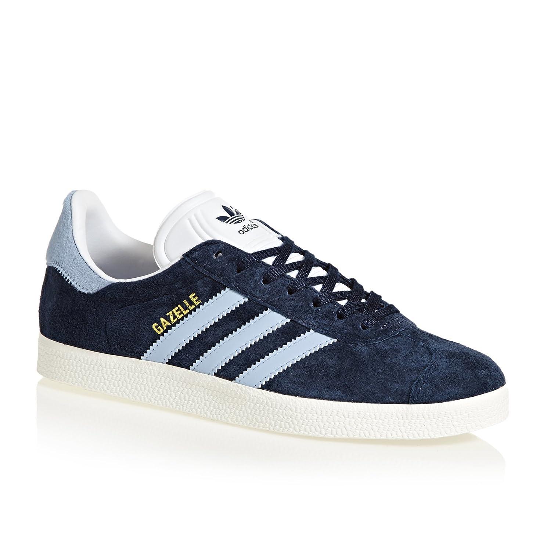 adidas Damen Gazelle Sneakers  39 1/3 EU|Mehrfarbig (Maruni / Azusen / Ftwbla)