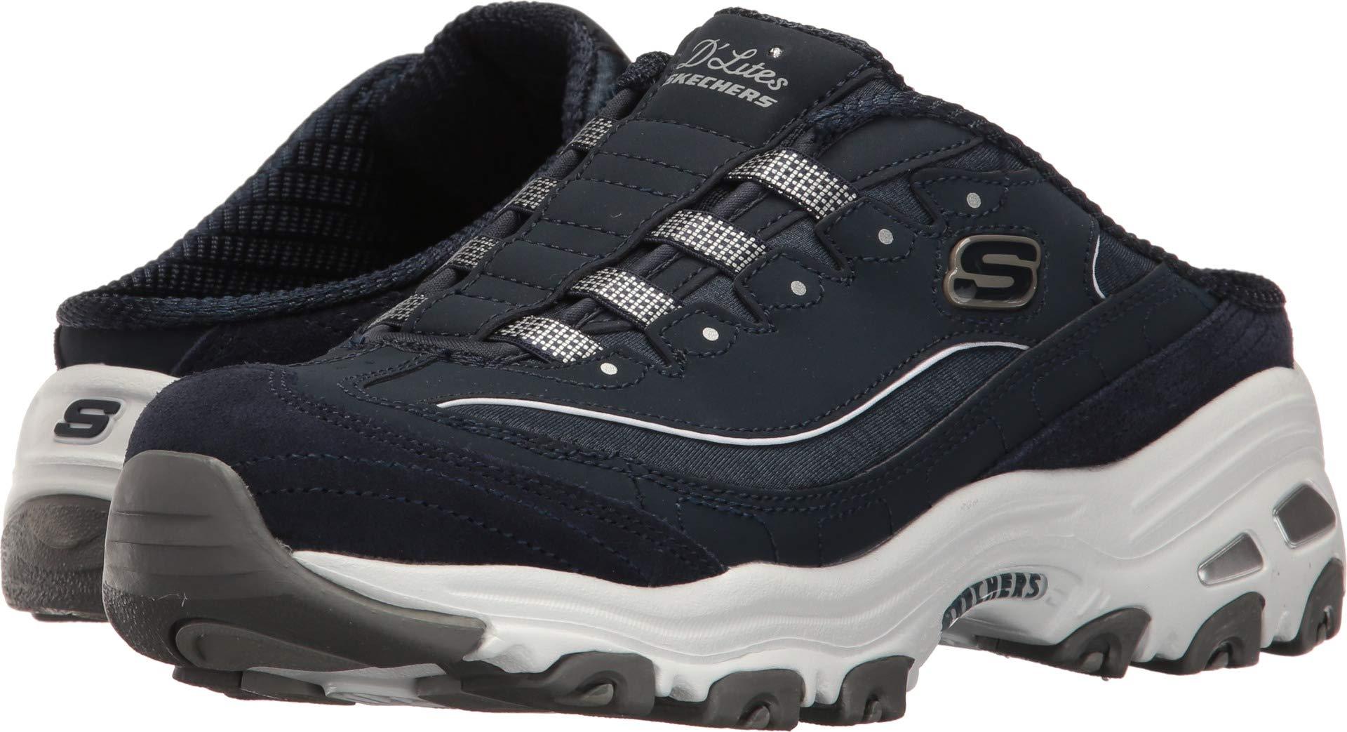 Choose SZ//Color Skechers RESILIENT Sport Women/'s D/'Lites Slip-On Mule Sneaker