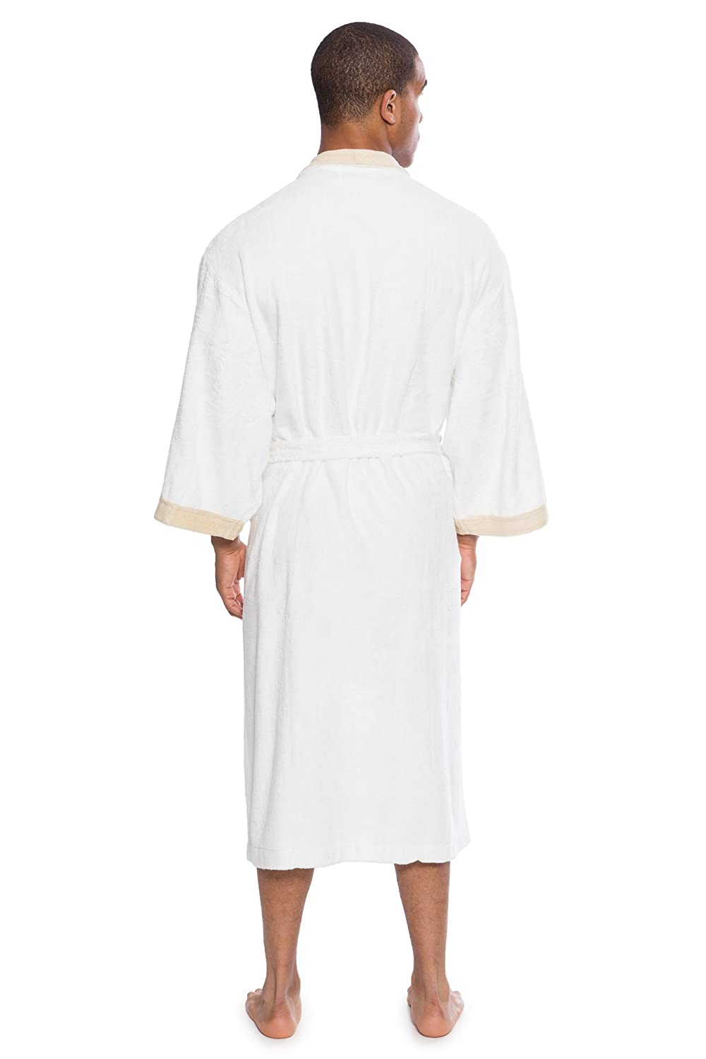 Comfortable Spa Gift for Him Turilano Texere Mens Terry Cloth Bath Robe
