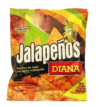 Amazon.com : Diana Jalapeno 0.56 oz (Pack of 12) (Pack of 1 ...