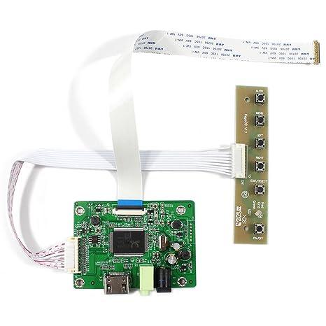 HDMI//DVI//VGA Lvds LCD Controller Driver Board Kit for Led LP156WF4-SP