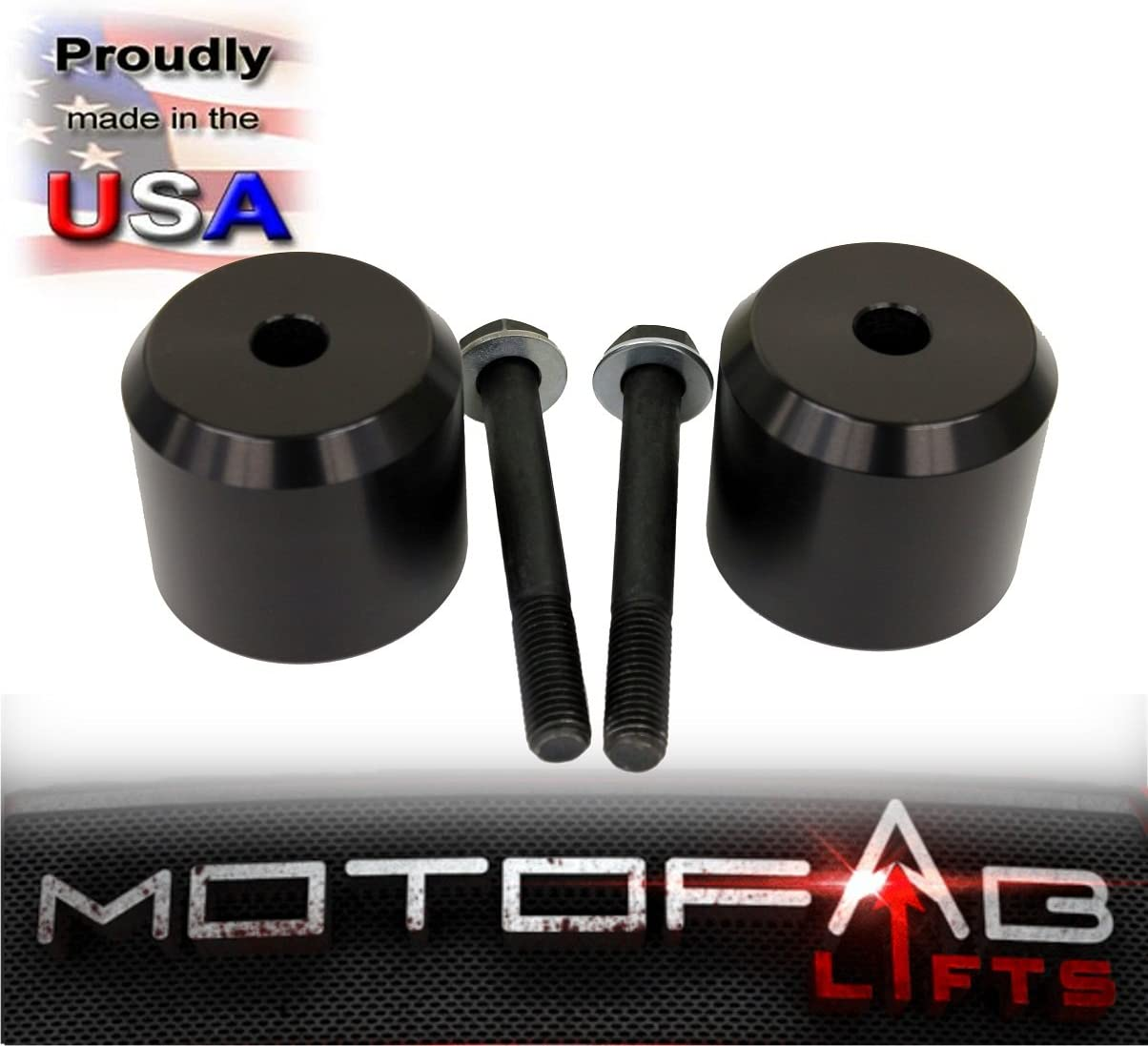 MotoFab Lifts 2.5 Front Leveling Lift kit for 2005-2016 Ford F250 F350 SUPER DUTY 4WD USA