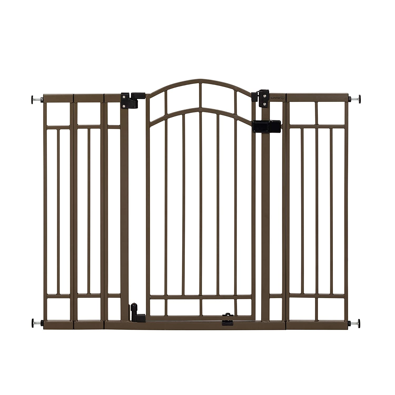 9.Summer Infant Decorative Extra Tall Gate