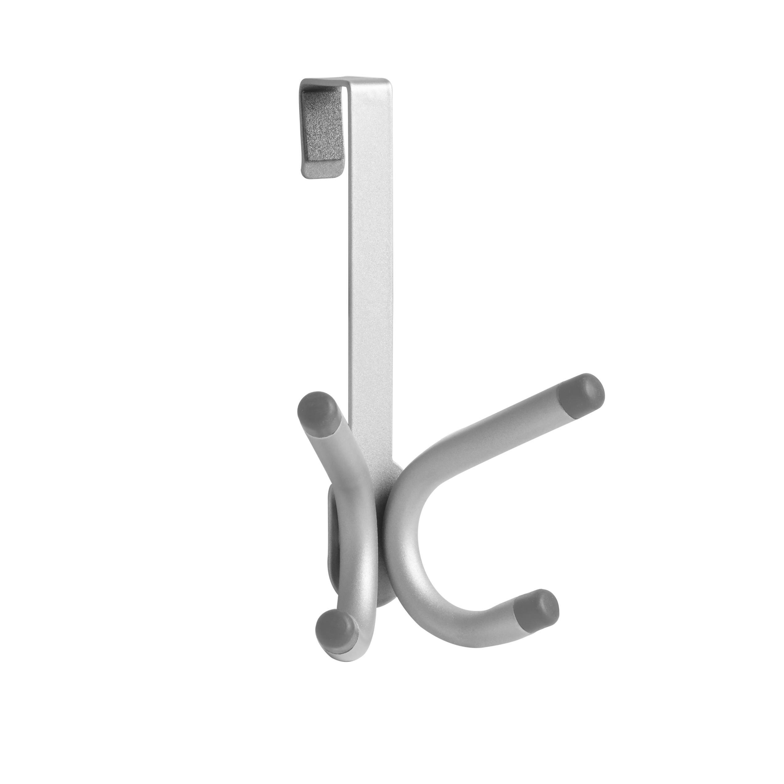 Umbra Brella 4-Hook Over-The-Door Hook, Nickel