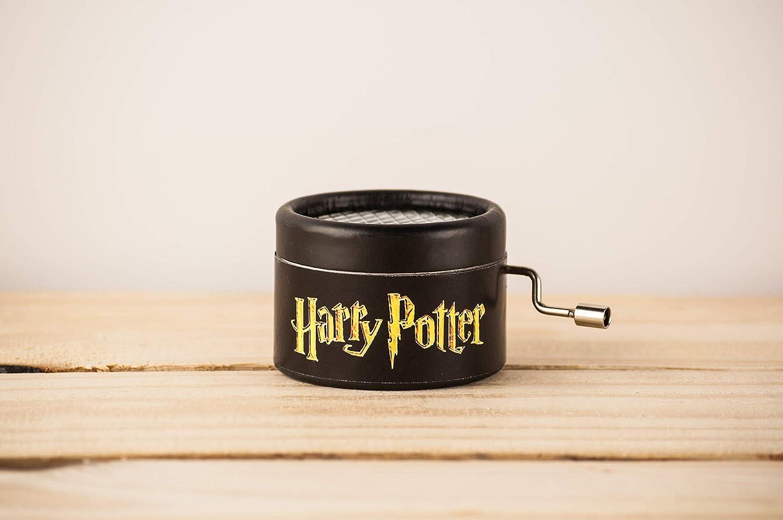 Caja de música Harry Potter con la melodía de Hedwigs theme ...
