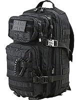 Kombat British Army Day Pack Sack Combat Rucksack Bergen Molle Black New 28 Litre L