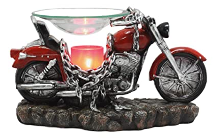 Business. vintage motorcycle bunnies salt pepper shakers confirm