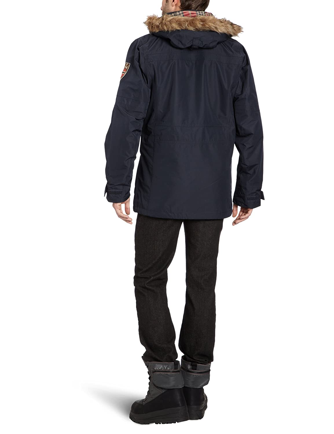 Amazon.com  Helly Hansen Men s Coastal Parka 642218d601