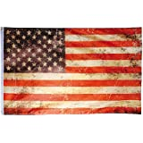 Bandiera USA Vintage Stelle e strisce Bandiera 90x 150cm