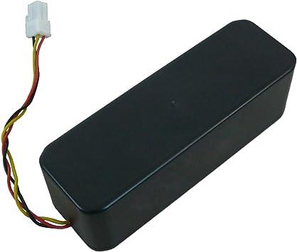 Batería de repuesto para aspiradora Samsung Navibot SR8824, SR8825, SR8828 (14,4 V, 4400 mAh, ión de litio): Amazon.es: Bricolaje y herramientas